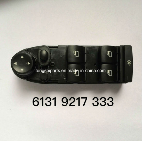 China Auto Parts Black Window Mirror Switch Control Unit for BMW E90
