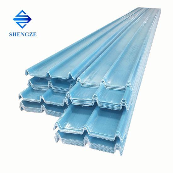 China Frp Fiberglass Glassfiber Translucent Corrugated Roof Tile Grp Roofing Sheet For Greenhouse Building Material China Roofing Sheet Roof Tile