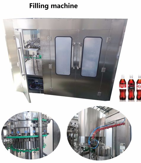 750ml Glass Bottle Filling, Capping, Labeling Bottling Line for Spirit Beer Wine pictures & photos