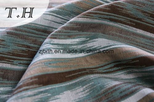 Strip Jacquard Fabric for Desk and Chair (FTH32139) pictures & photos