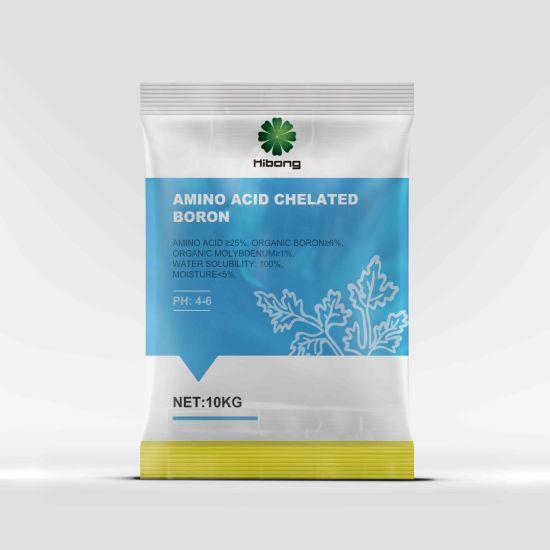 100% Water Soluble Amino Acid Chelated Boron Fertilizer