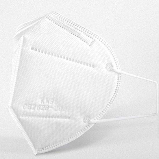 Cheap Non-Woven Kn95 N95 Ffp2 Face Mask Disposable Earloop in Stock