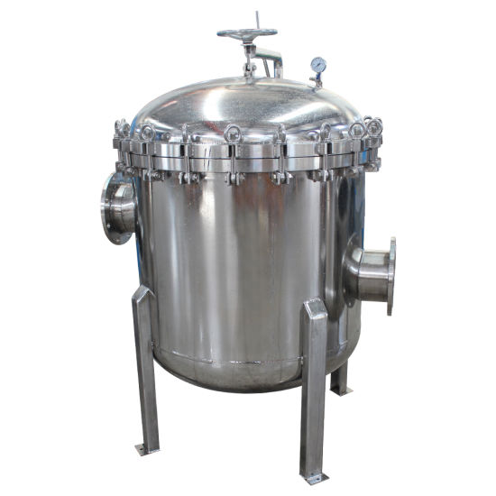 Bag Filter Housing Stainless Steel Liquid Filtration pictures & photos