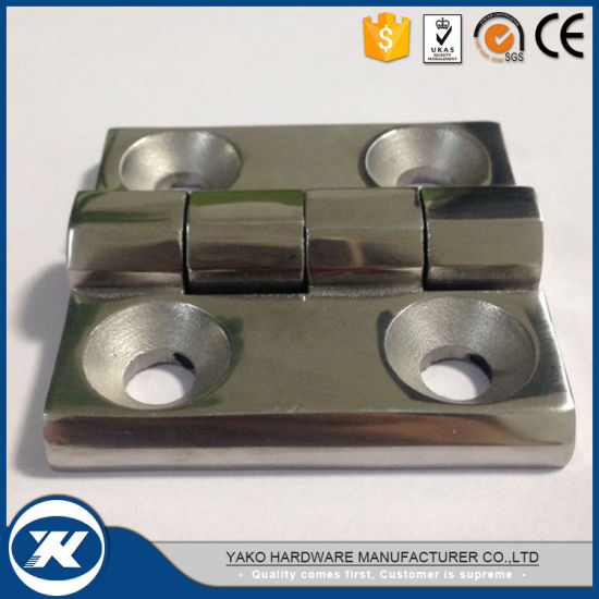 Stainless Steel 304/316 Industrial Heavy Duty Butt Hinge pictures & photos