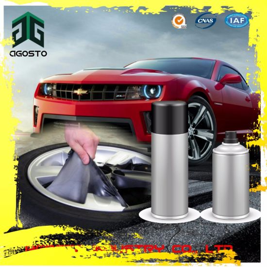 Best Quality Spray Rubber Paint for Automotive Refinishing pictures & photos