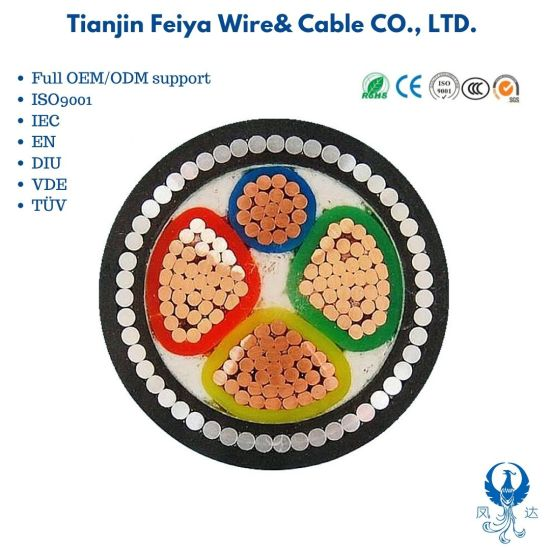 N2xy N2xry Swa Armored Underground Cable
