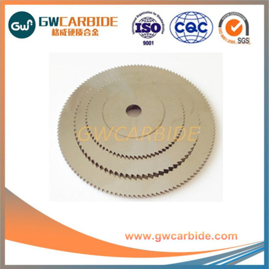 Tungsten Carbide Circular Saw Blade for Wood Work pictures & photos