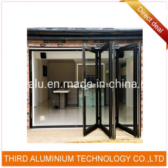 Thirdalu Wholesale Soundproof Standard Size Glass Profile Aluminium Window and Door