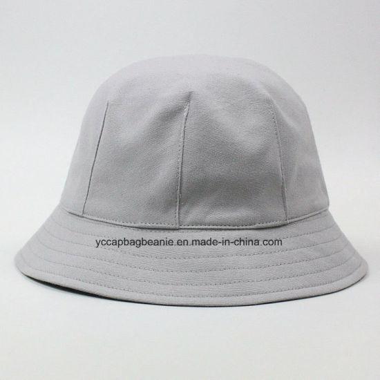 China Low Price Custom Plain Bucket Cap - China Fashion Bucket Hat ... 12f76dd011c8