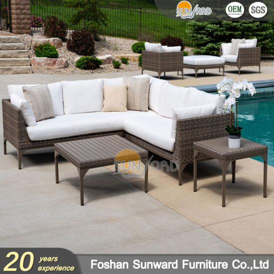 Modern Patio Garden Wicker Furniture