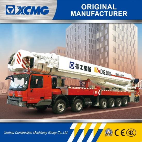 China Fire Truck Manufacturers 100m Dg100 Fire Fighting