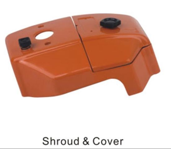 Top Quality Chainsaw Spare Parts Shroud and Cover Fits Stihl 070 090