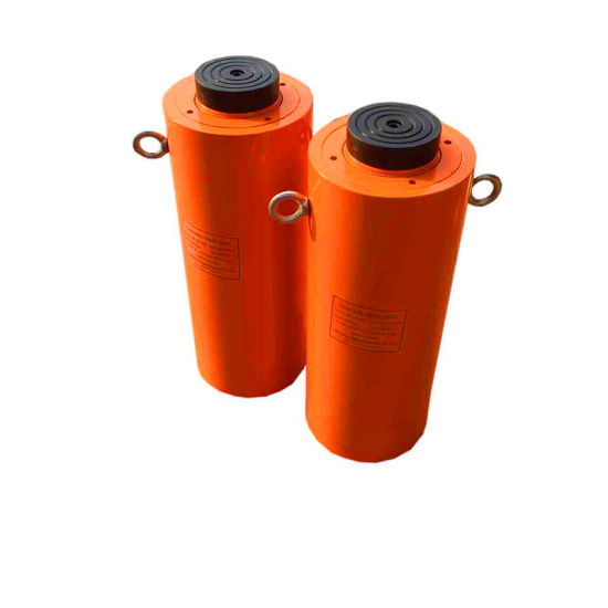 Double Acting Telescopic Custom Aluminum Hydraulic Cylinders