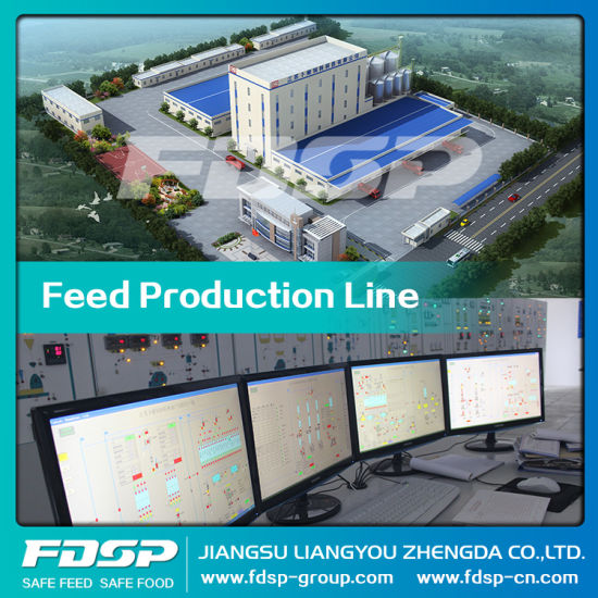 Excellent Performance Cattle Feed Processing Equipment