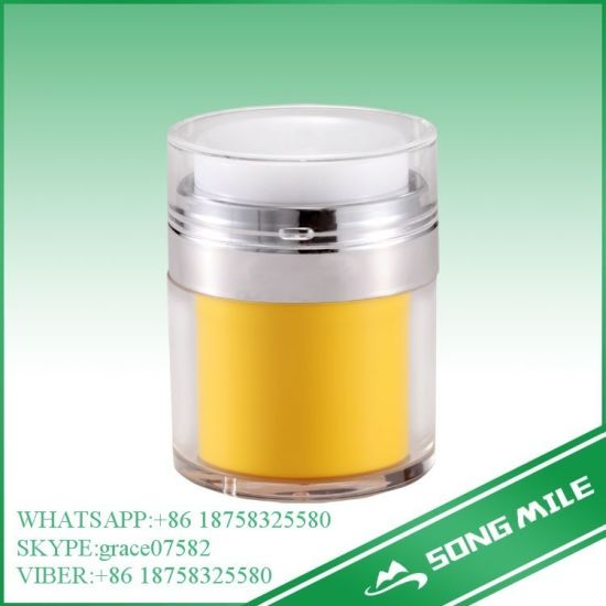 (D) 50g Acrylic High Quality Cream Jar for Cream pictures & photos