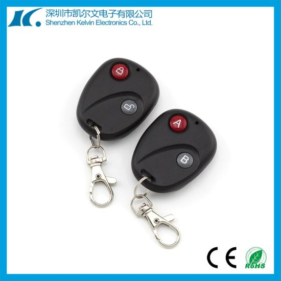 China Fixed Code Wireless RF 433MHz Remote Control Kl715 - China