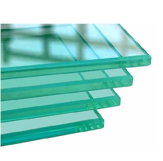 6.38mm-12.38mm Clear Float Tempered Laminated Glass Manufactures