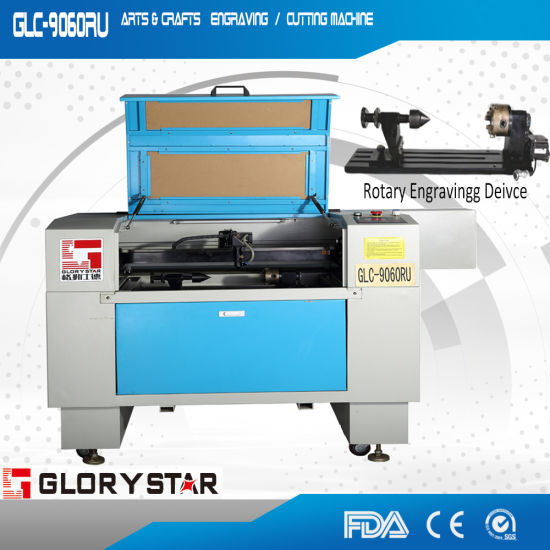 Laser Cutting Machine with up-Down Working Table pictures & photos