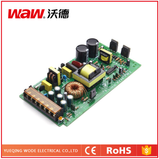 China 100W 12V 8 3A Switching Power Supply with Short Circuit