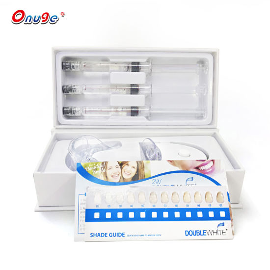China Oem Ingredient And Package Home Tooth Kit Teeth Whitening