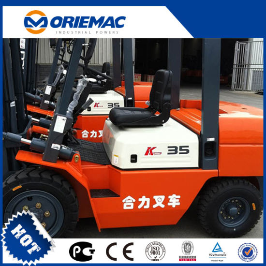 Top Brand Heli 5 Ton Diesel Forklift (CPCD50) pictures & photos