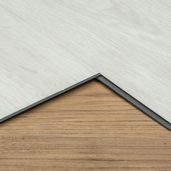China Anti Scratch Lvt Pvc Vinyl Click Floor Tiles Planks China
