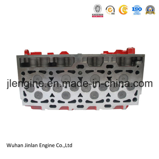 Foton Isf2.8 Diesl Engine Forged Steel Cylinder Head Assy