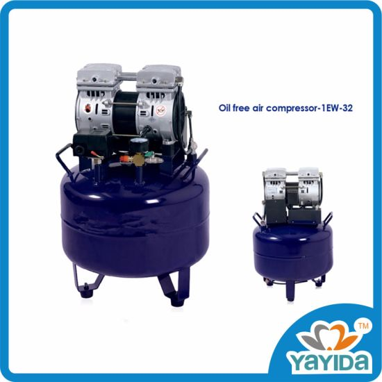 Economic Price Silent Dental Oil Free Dental Air Compressor pictures & photos