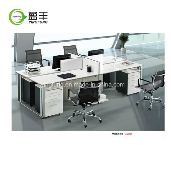Aluminum Modern Office Furniture Call Center Partition Yf G2201