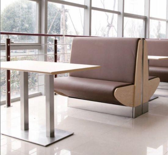 Classic Design Restaurant Sofa Seat
