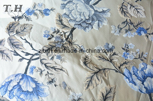 2016 Yarn Dye Jacquard Sofa and Curtain Fabric pictures & photos