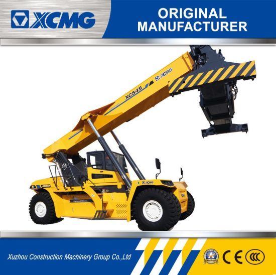 China XCMG 45ton Container Reach Stacker (XCS45) for Sale