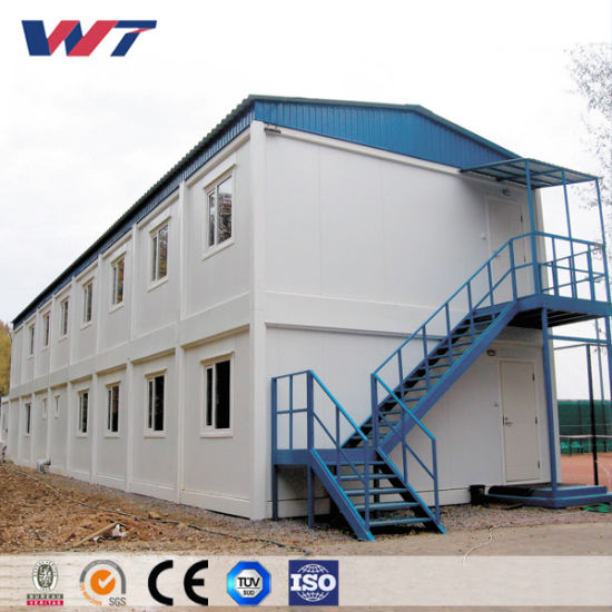 China Metal Building Construction Light Steel Structure Prefab House ...