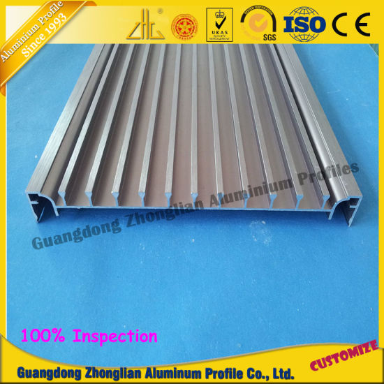 Furniture Aluminum Profile Use for Kitchen Cabinet Profile pictures & photos