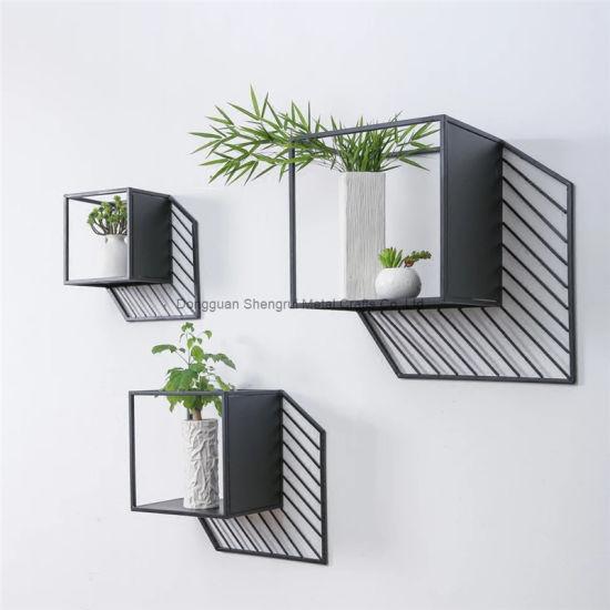 Wall Decoration Flower Shelf Holder Hanging Plant Shelf