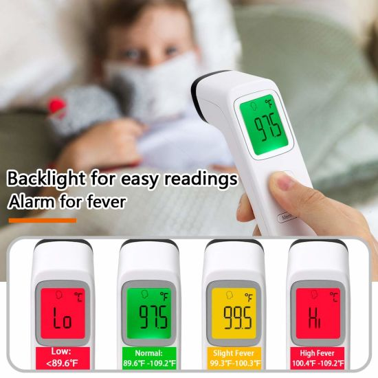 2020 Hottest Factory Wholesale Digital Flexible Infrared Body Thermometer Portable Water Thermometer
