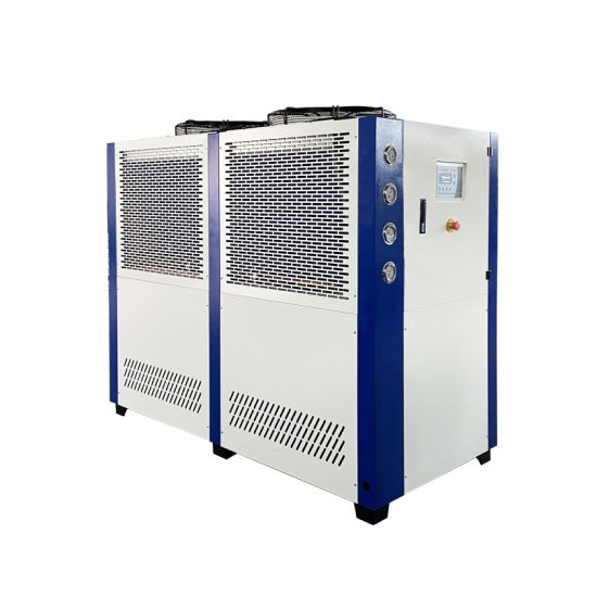 CE Industrial Water Chiller 15HP 40 Kw Air Cooled Chiller