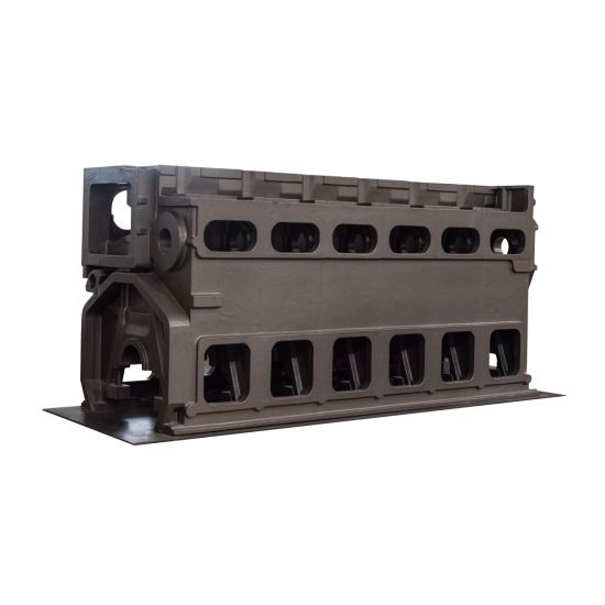 KOCEL Customized Clutch Housing Rapid Prototype 3D Printing Sand Casting with Patternless Foundry Auto Part Metal Casting/Low Pressure Casting/CNC Machining