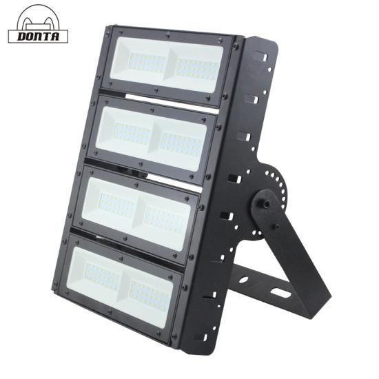 Design Module LED Flood Light 200 Watt LED Floodlight Sport Ground Tennis Stadium Lights LED Projector Lamp