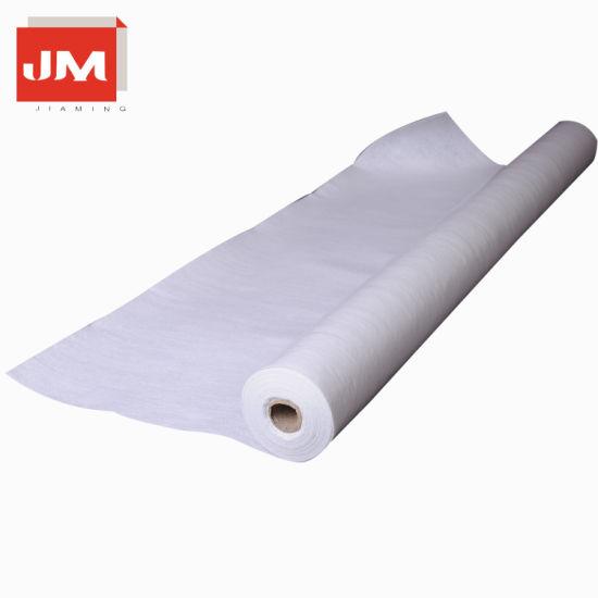 180g 1*25m Floorliner Eco-Friendly Waterproof Absorbent Floorliner Fleece Floor Painters Protector