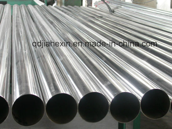Stainless Steel Seamless Round Pipe in High Quality pictures & photos