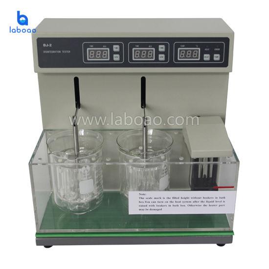 Medical Instrument China Pharmatest Tablet Disintegration Tester Price List