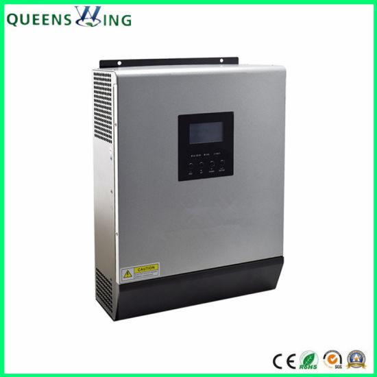 3KVA//5KVA 24V//48V PWM Inverter Off Grid Solar Pure Sine Wave 50A Solar Charger