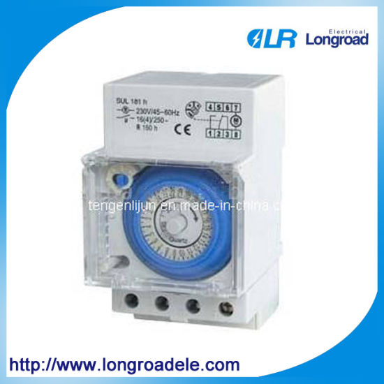 China New Style 220V Timer Switch/Mechanical Delay Timer