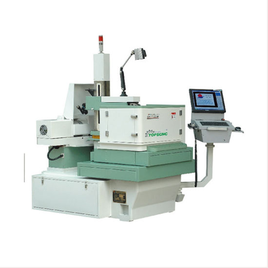 China Dk7725 CNC EDM Wire Cutting Machine Price - China CNC Wire ...