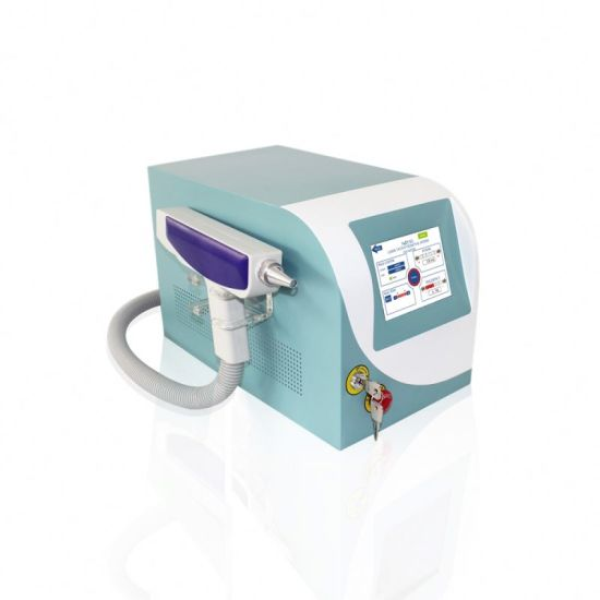 Beijing Vca Laser Q Switch ND YAG Laser for Tattoo Removal pictures & photos