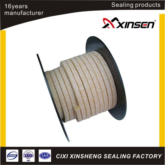 Aramid with PTFE Packing for machinery Use