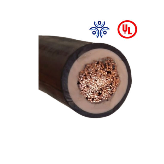 UL Certification Rhh Rhw Inner Core Epr Insulation CPE Sheath Rubber Dlo Cable 2000V 12AWG 3*12AWG 5*10AWG