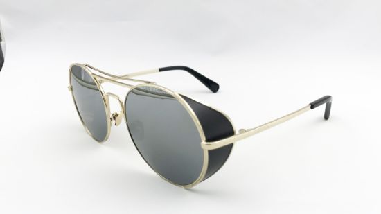 Unique Metal Sunglasses for Man and Lady. Eh1609 pictures & photos