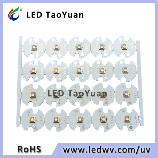 3535SMD 395nm 3W UV Curing LED pictures & photos